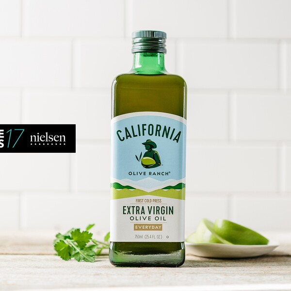 California olive ranch reserve olive oil packaging design nielsen the dieline2 2x