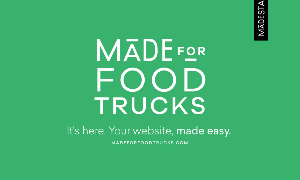 Made for food truck website template 2 2x