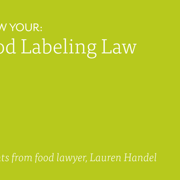 Food labeling law food business 2x