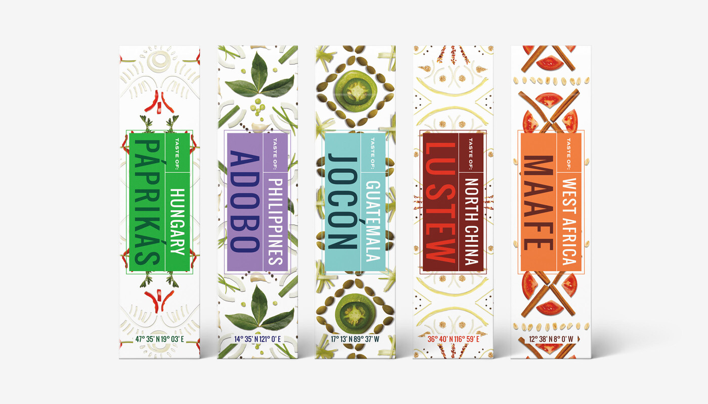 Fernway foods creative agency packaging design