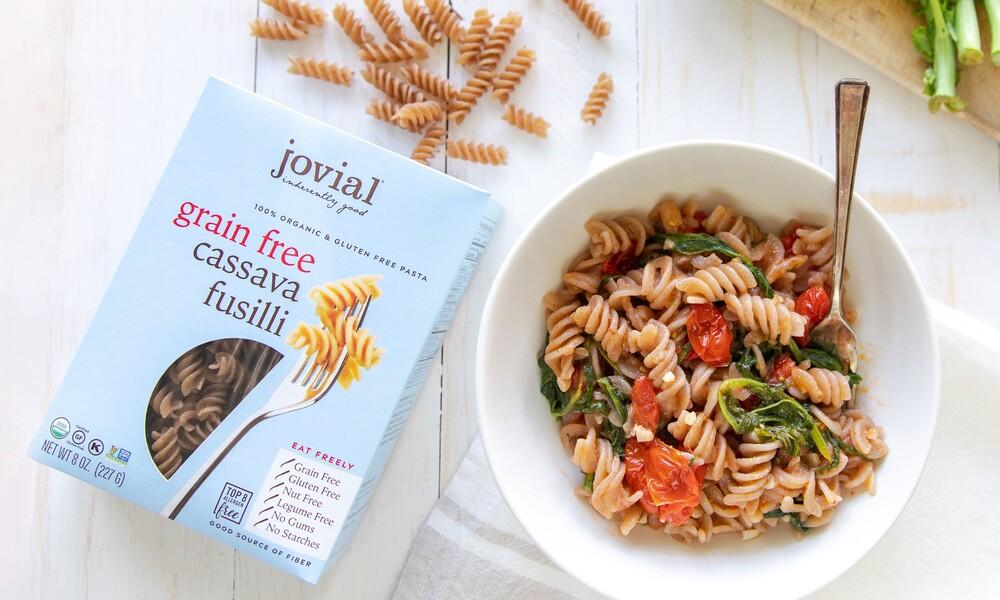 Jovial foods pasta packaging cassava line extension7