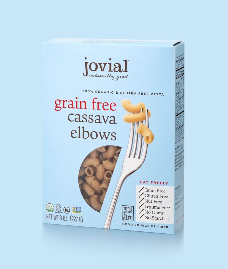Jovial foods pasta packaging cassava line extension9