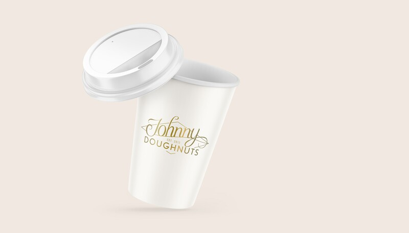 Johnny doughnuts branding identity quick serve restaurant21