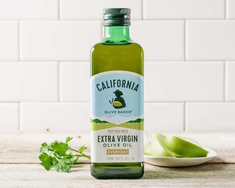 California olive oil branding packaging design thumb