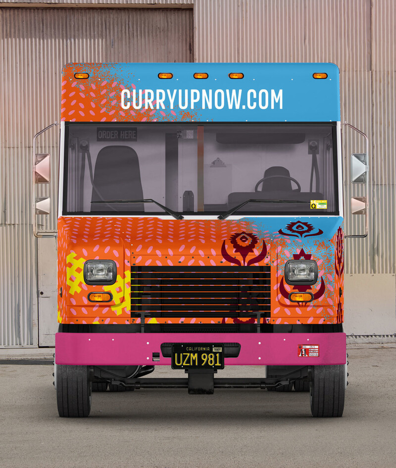 Curryupnow indian food qsr restaurant branding packaging21