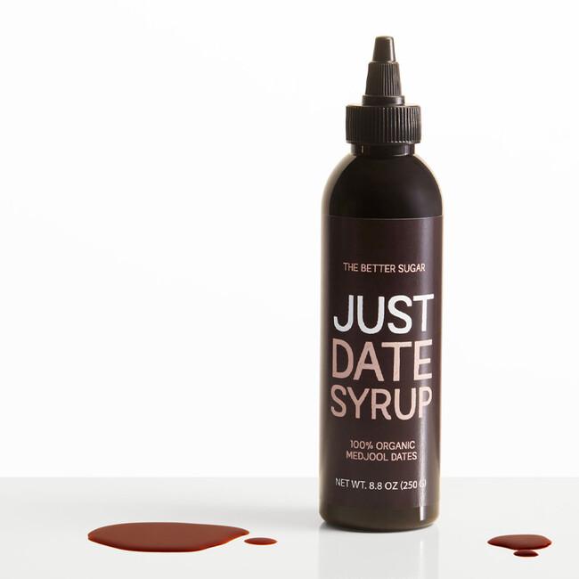 Just date syrup sugar branding packaging design1 sq crop