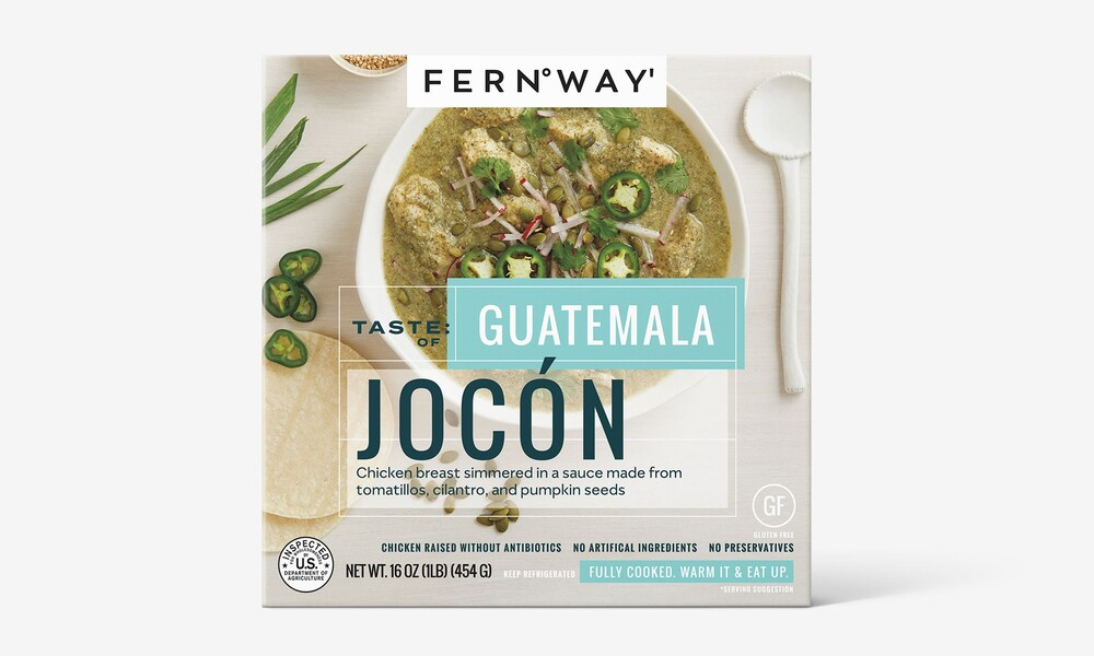 Fernway foods branding packaging design 7