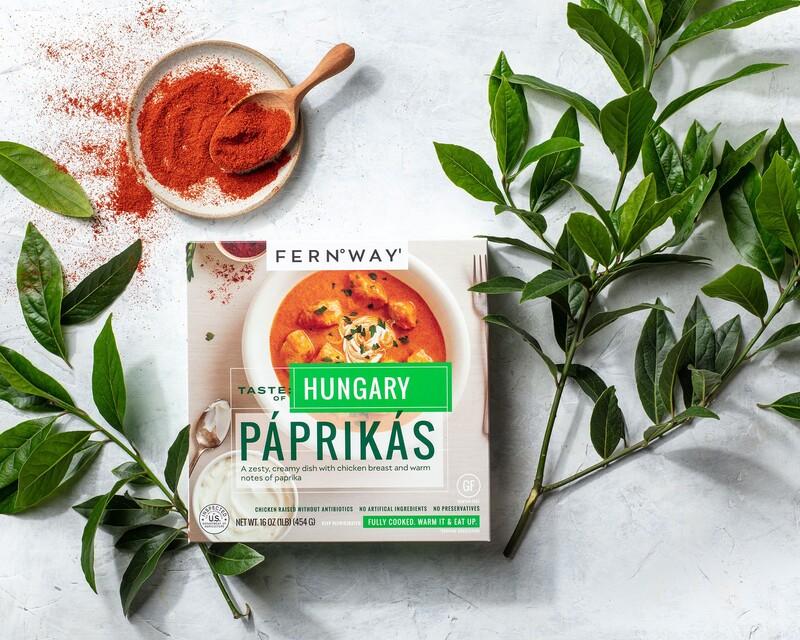 Fernway foods branding packaging design 13
