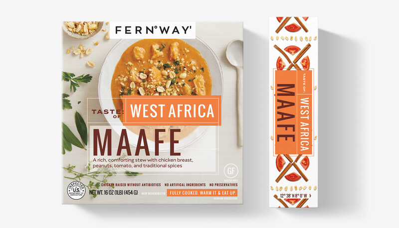 Fernway foods branding packaging design 2