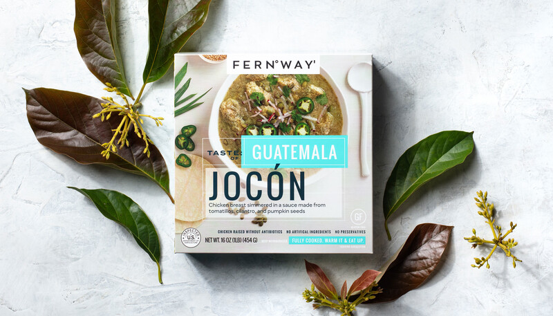Fernway foods branding packaging design 3