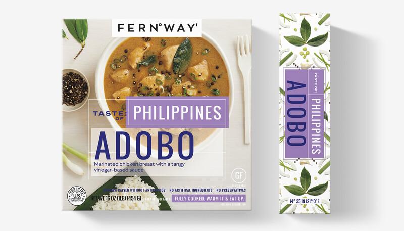 Fernway foods branding packaging design 15