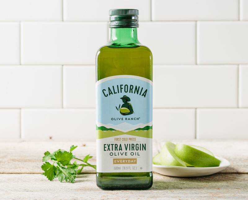 California olive oil branding packaging design 1