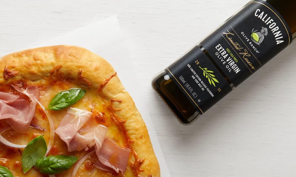 California olive oil branding packaging design 6