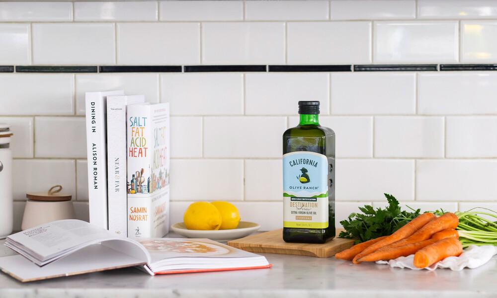 California olive oil branding packaging design 7