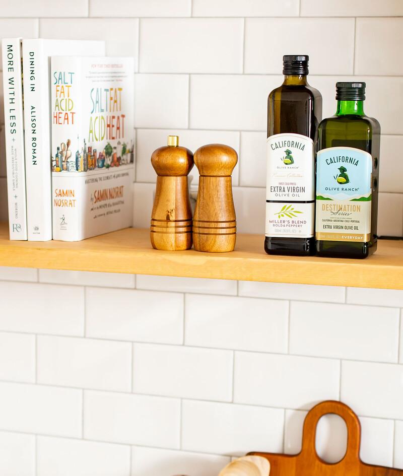 California olive oil branding packaging design 9