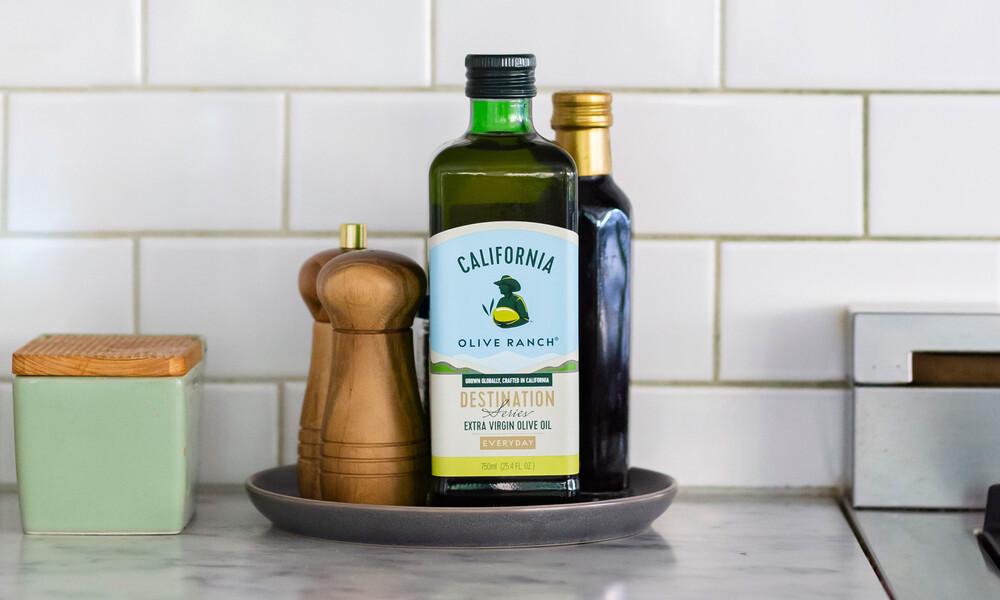 California olive oil branding packaging design 12
