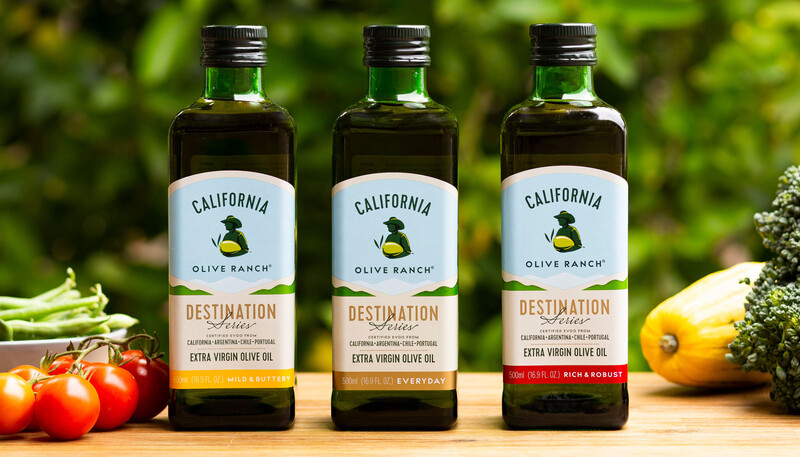 California olive oil branding packaging design 13