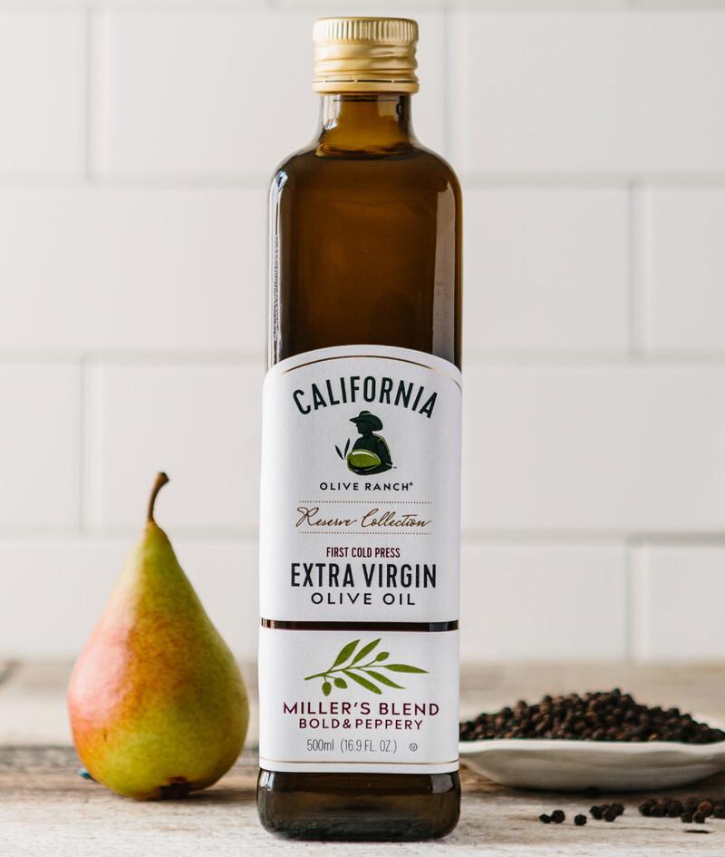 California olive oil branding packaging design 21