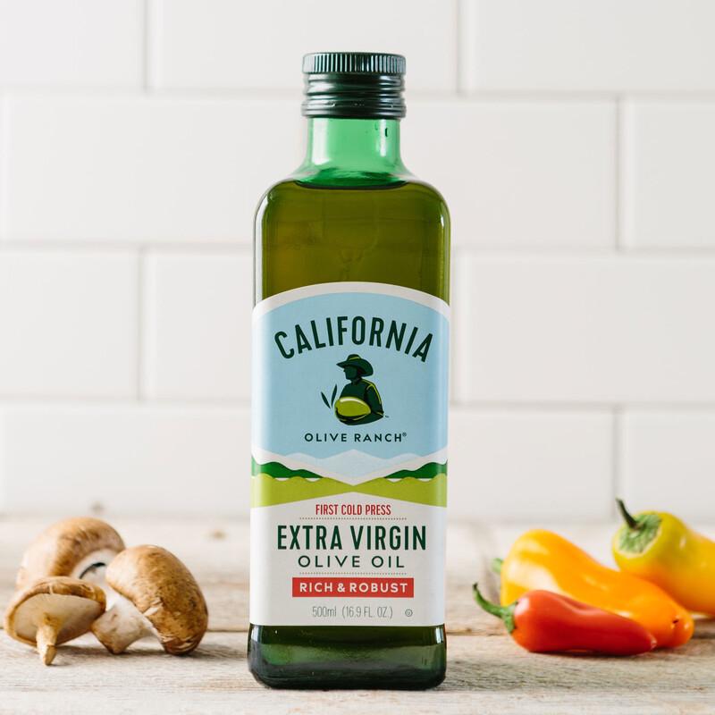 California olive oil branding packaging design 23