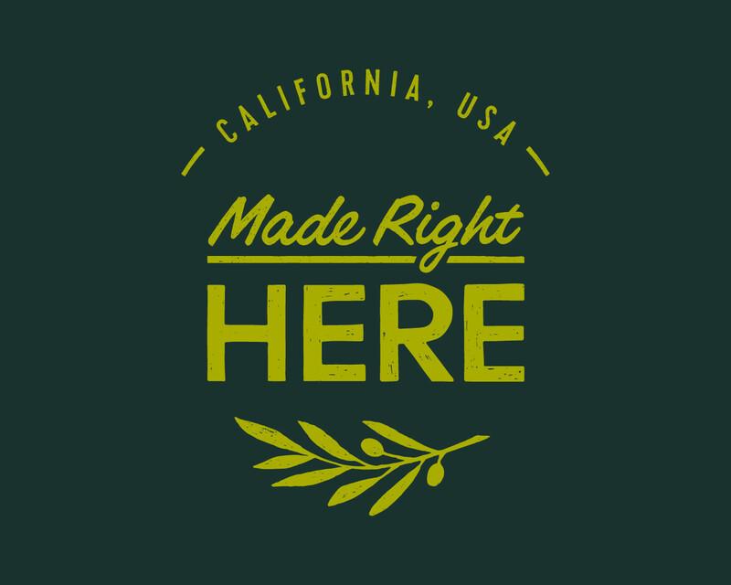 California olive oil branding packaging design 26