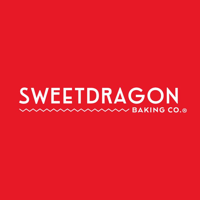 Sweet dragon baking candy packaging design branding9