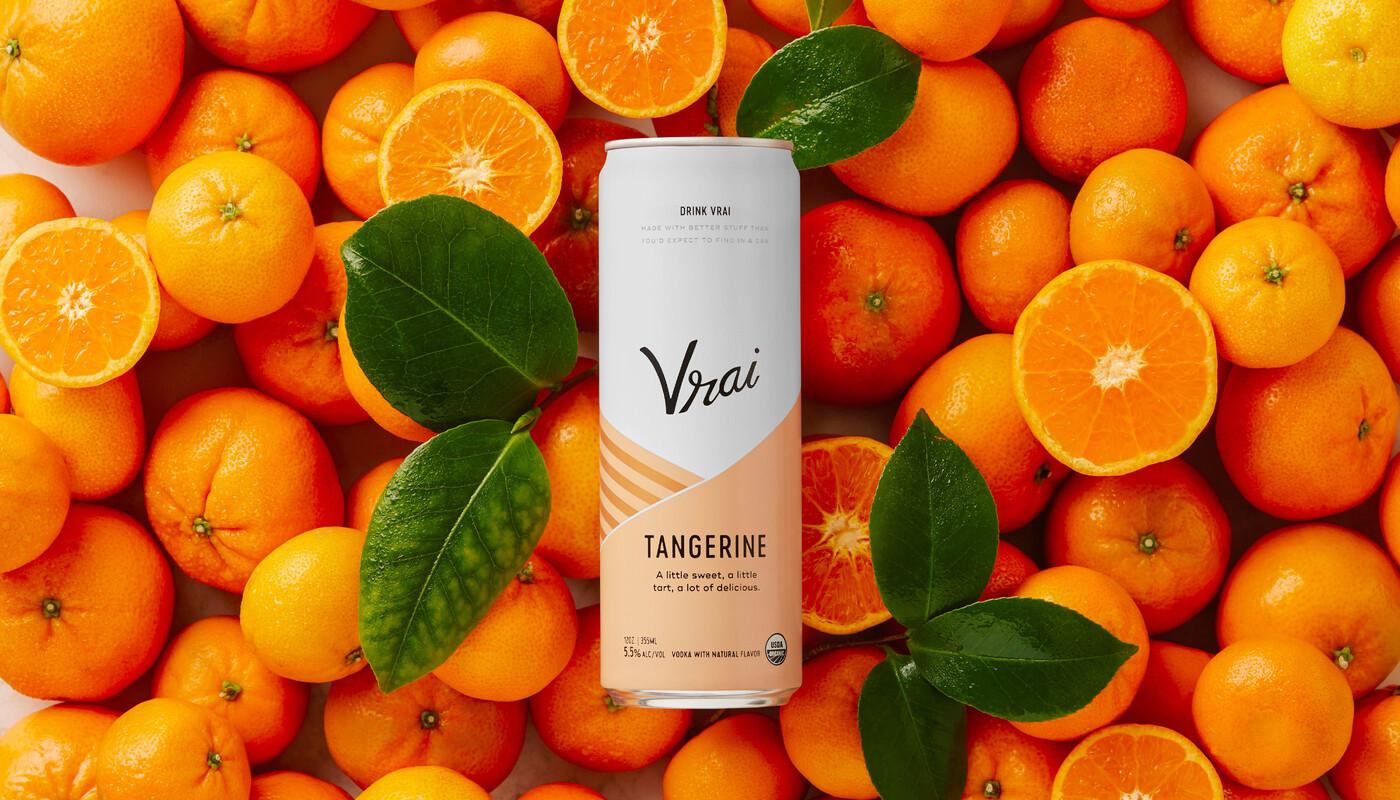 Vrai vodka cocktail spiritis packaging design branding1