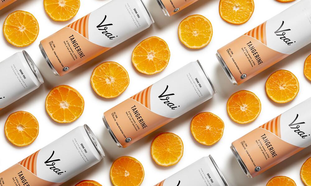 Vrai vodka cocktail spiritis packaging design branding5