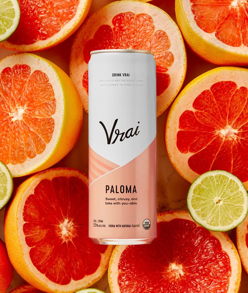 Vrai vodka cocktail spiritis packaging design branding8