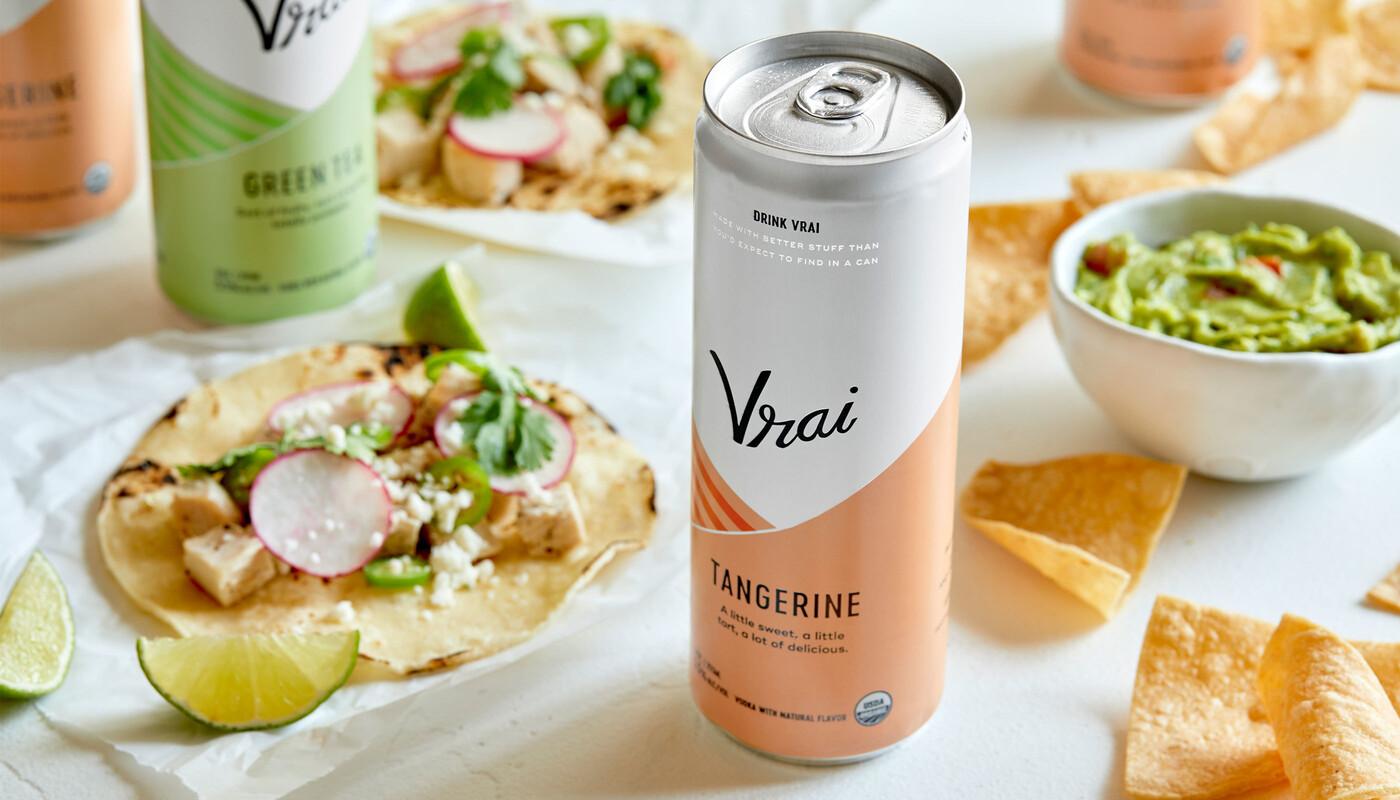Vrai vodka cocktail spiritis packaging design branding11