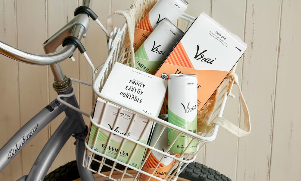 Vrai vodka cocktail spiritis packaging design branding12