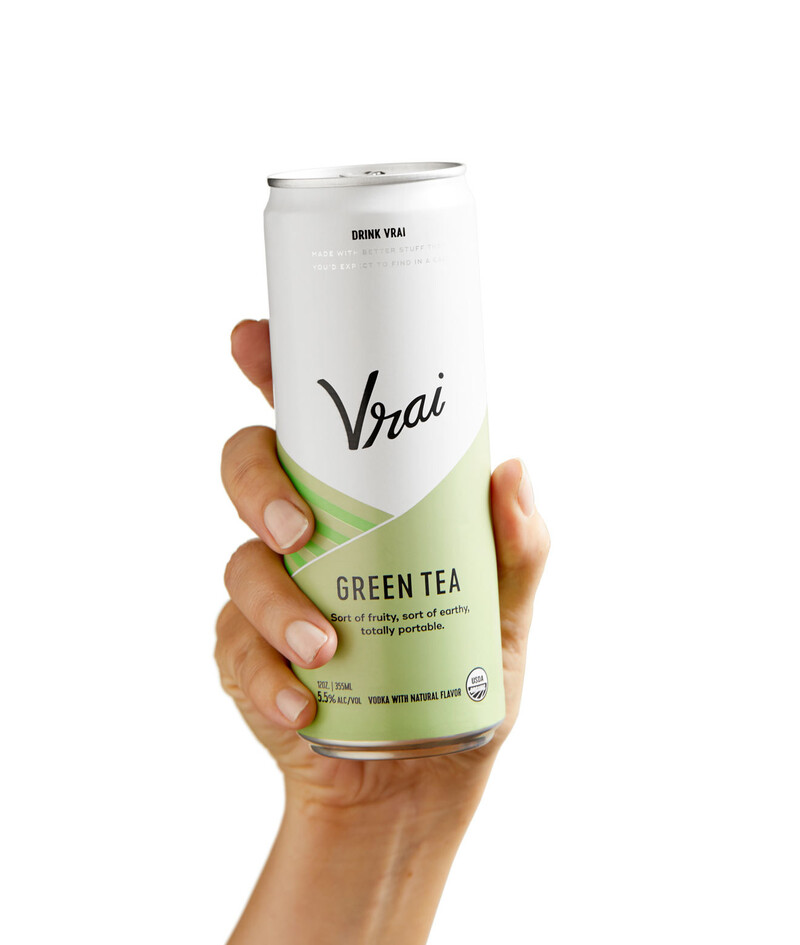 Vrai vodka cocktail spiritis packaging design branding20