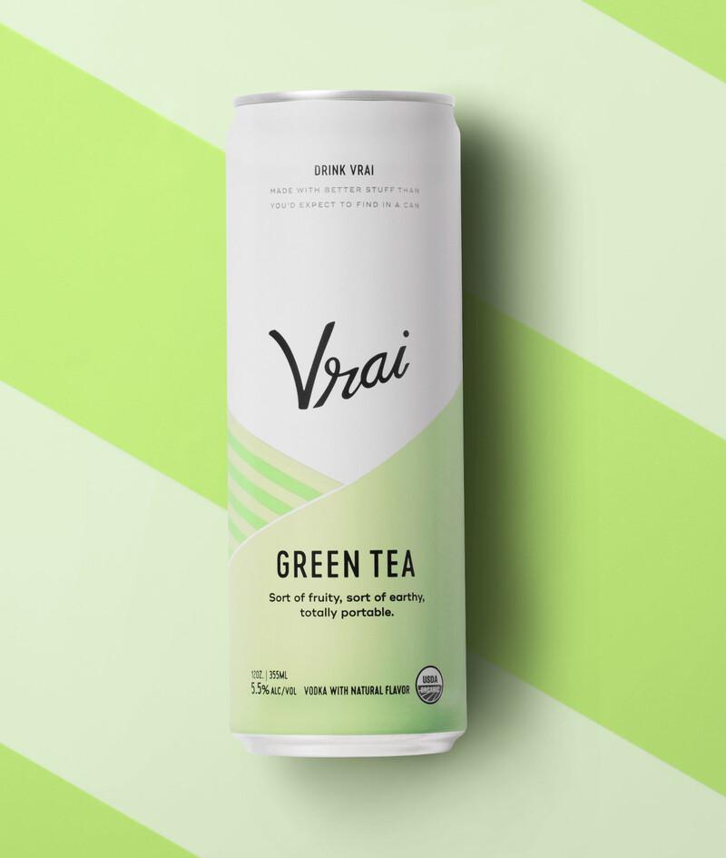 Vrai vodka cocktail spiritis packaging design branding21
