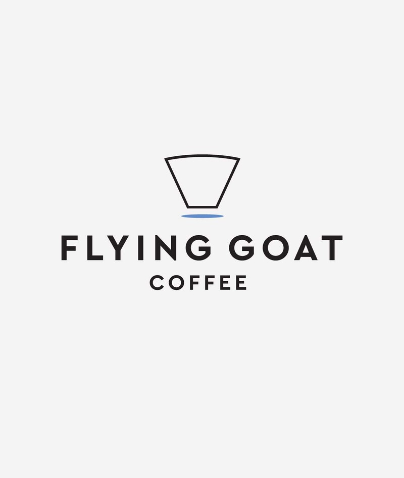 Flying goat coffee packaging design beverage brand identity5